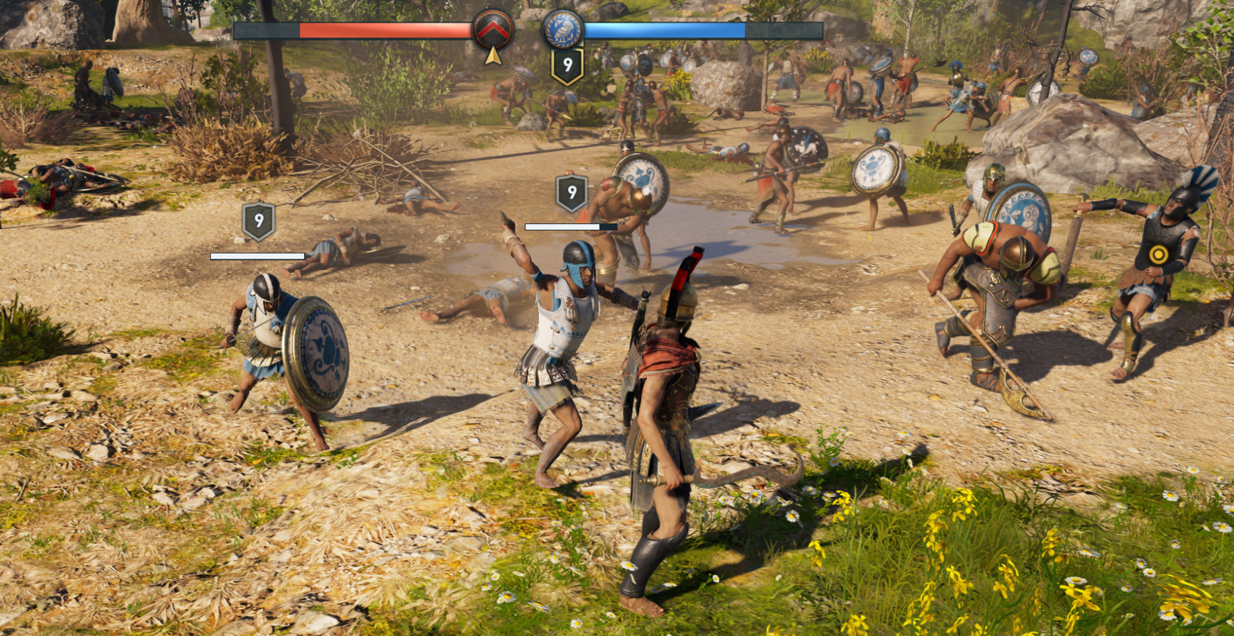 Assassin's Creed Odyssey, análisis en PC 51