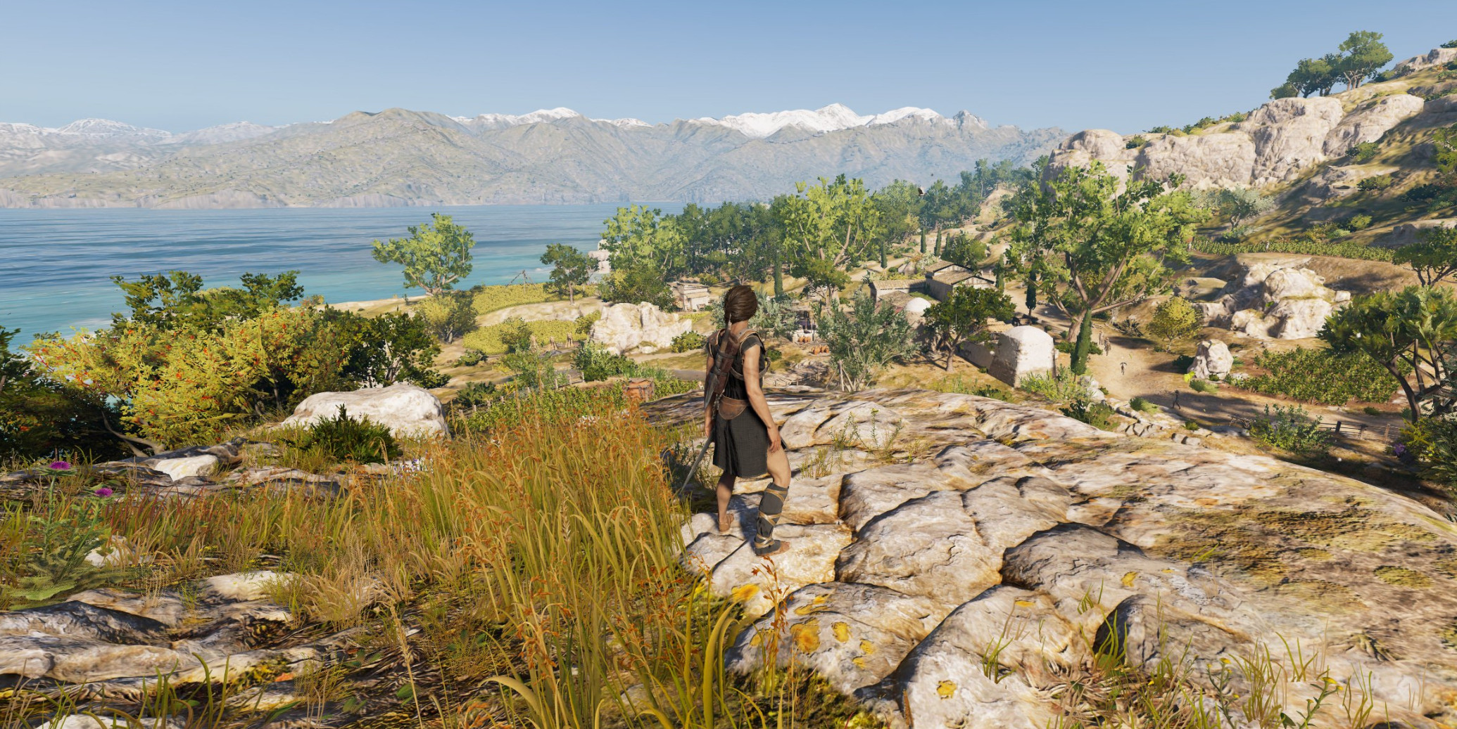 Assassin's Creed Odyssey, análisis en PC 33