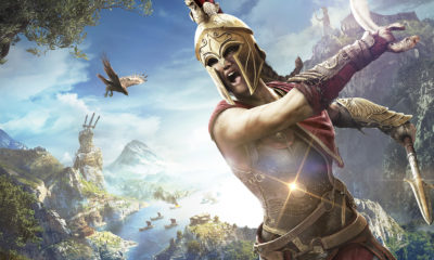 Assassins Creed Odyssey Mujer Kassandra