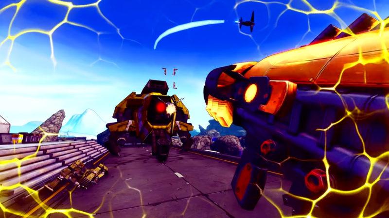 Borderlands 2 VR Tiempo CAM
