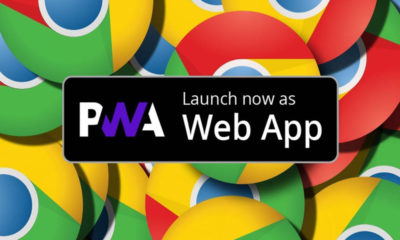 Chrome 70 PWA