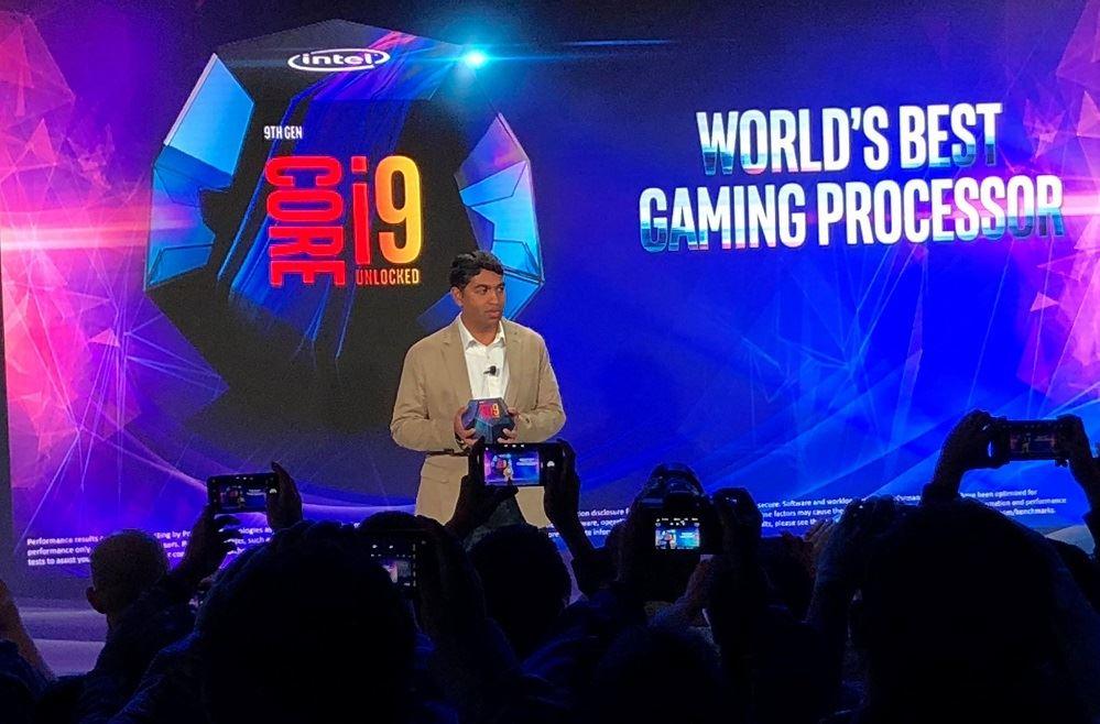 Core i9 9900K: el mejor procesador para juegos, según Intel 35