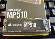 Corsair Force Series MP510, análisis: ¡eres grande, pequeño! 40