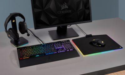 Corsair K70 RGB MK.2 Low Profile: teclado mecánico de gama alta y perfil bajo 185