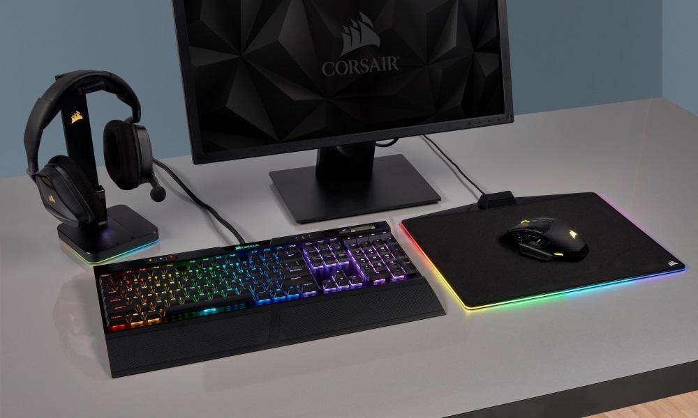 Corsair K70 RGB MK.2 Low Profile: teclado mecánico de gama alta y perfil bajo 32