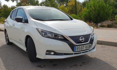Nissan Leaf, la ruta 97