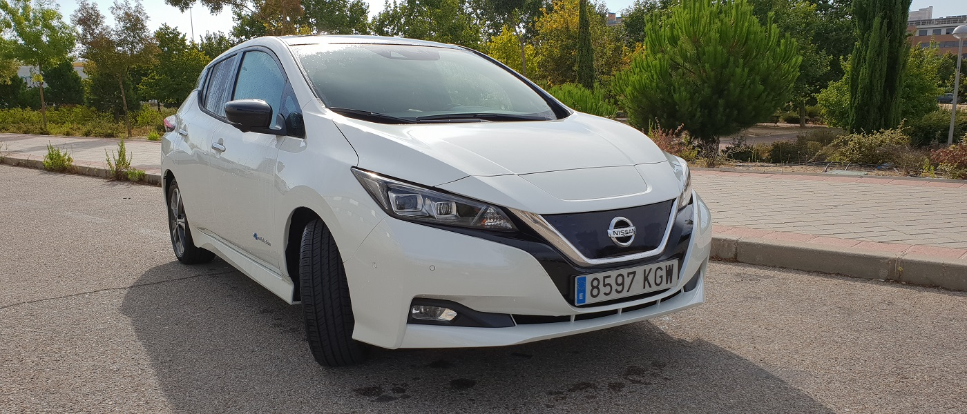 Nissan Leaf, la ruta 30