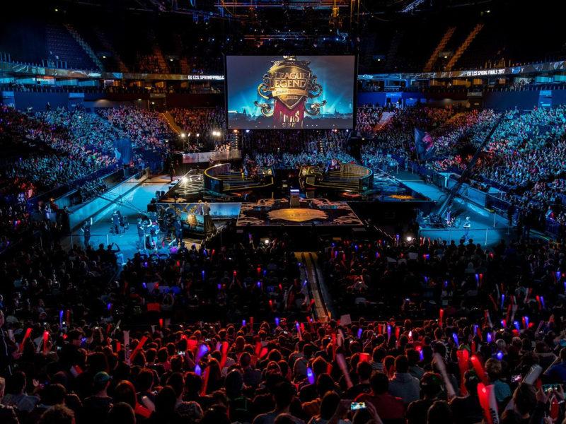 MGW Madrid Games Week ESL LoL