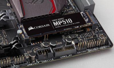 Corsair Force Series MP510: hasta 3.480 MB/s 229