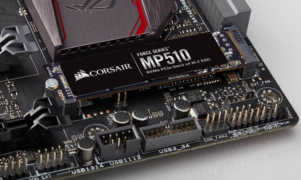 Corsair Force Series MP510: hasta 3.480 MB/s 29