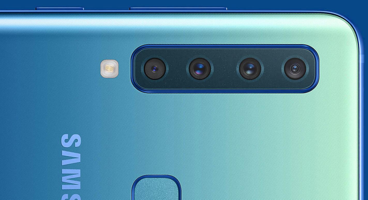 Samsung presenta el Galaxy A9 con ¡cuatro cámaras traseras! 32