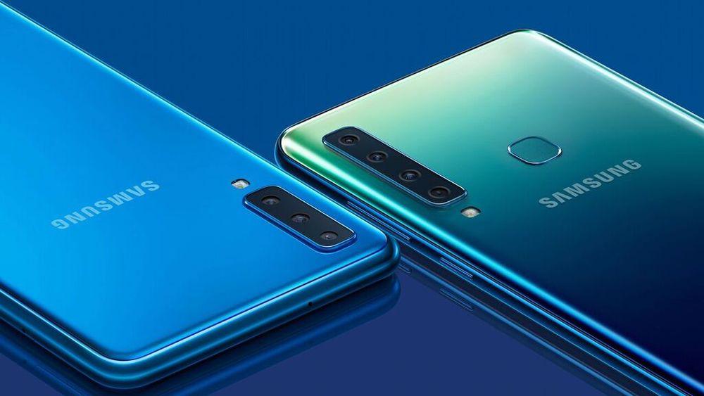 Samsung presenta el Galaxy A9 con ¡cuatro cámaras traseras! 34