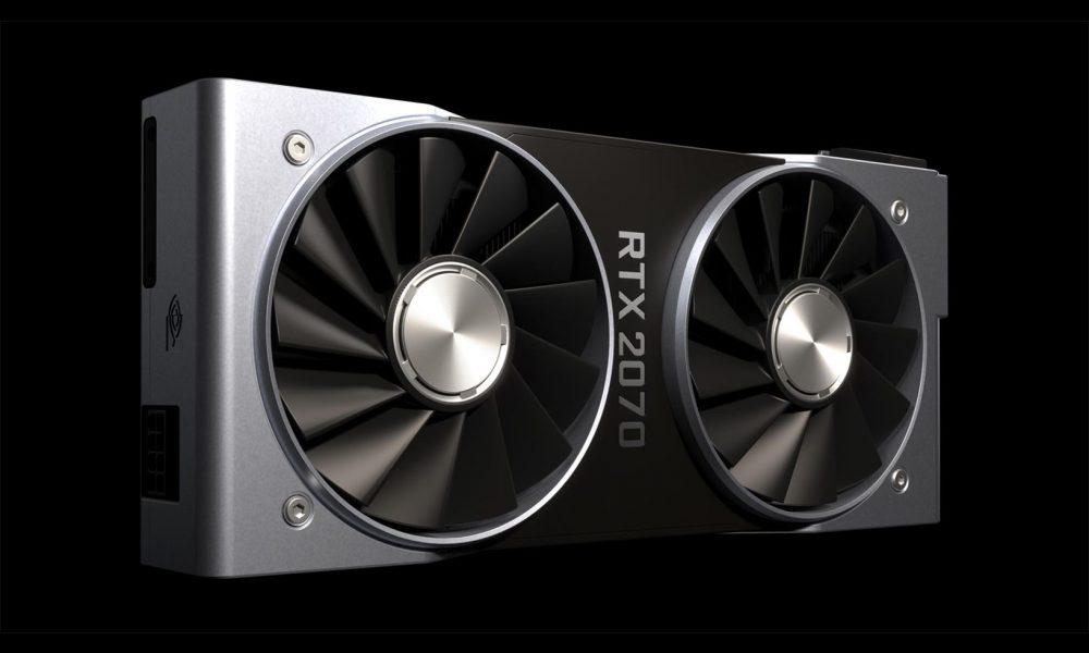 Rendimiento de la GeForce RTX 2070: un poco por encima de la GTX 1080 30