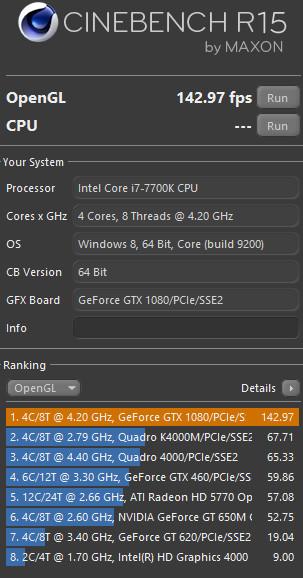 HP OMEN 880, análisis 70