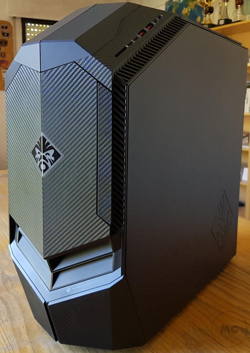 HP OMEN 880, análisis 80