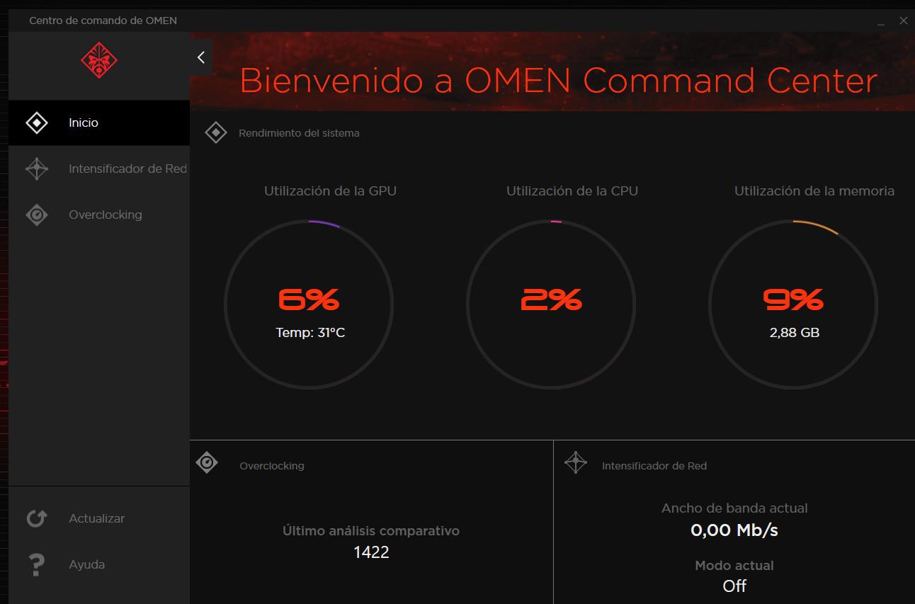 HP OMEN 880, análisis 76