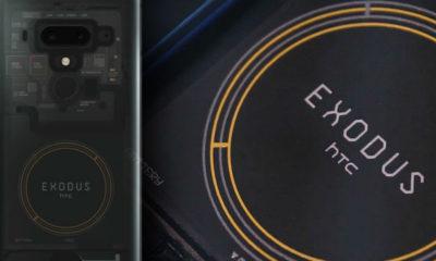 """HTC presenta el Exodus 1, un móvil en el que """"llevar"""" nuestras criptomonedas 57"""