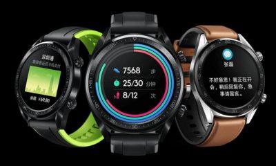 Huawei Watch GT y Huawei Band 3 Pro: características y precios 74