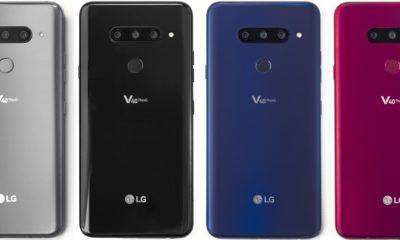 LG V40 ThinQ y LG Watch W7: especificaciones 74