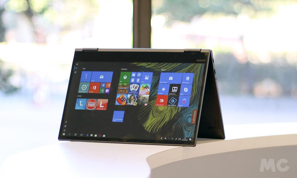 Lenovo Yoga 730, análisis 49