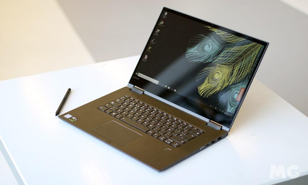 Lenovo Yoga 730, análisis 39