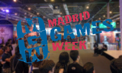 MGW Madrid Games Week 2018