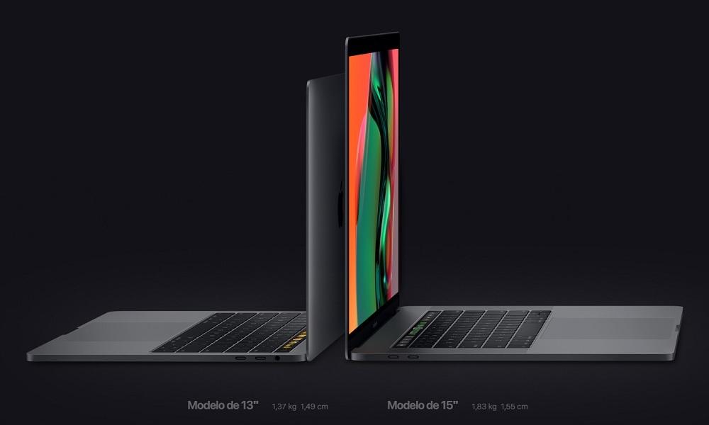 Los MacBook Pro contarán con GPUs Radeon Pro Vega 30