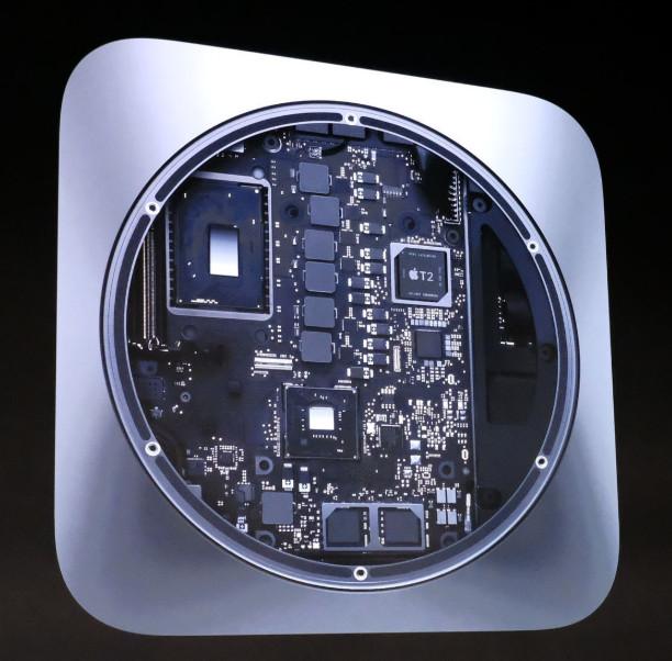 Apple presenta el Mac Mini 2018 31