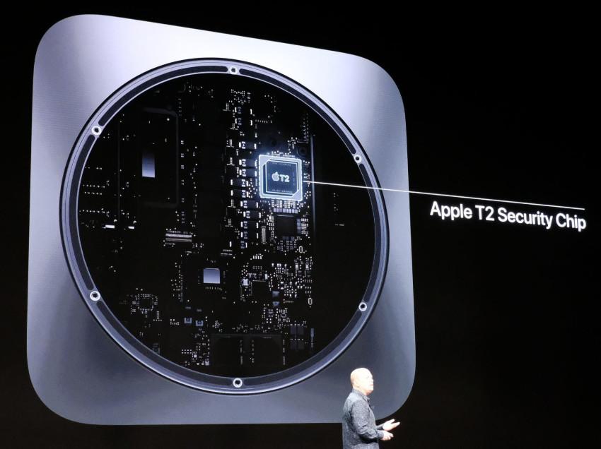 Apple presenta el Mac Mini 2018 33
