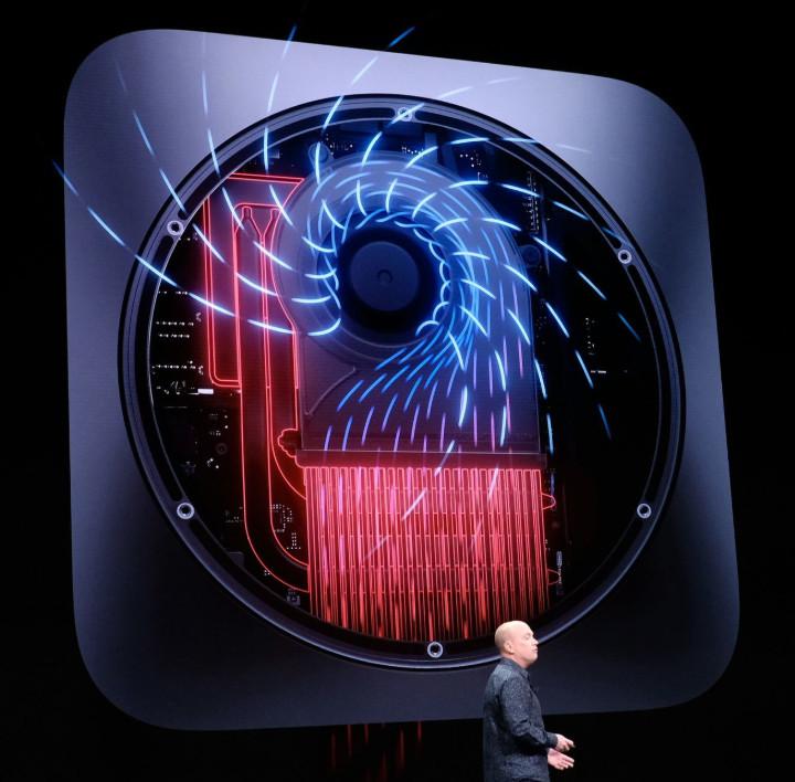 Apple presenta el Mac Mini 2018 35