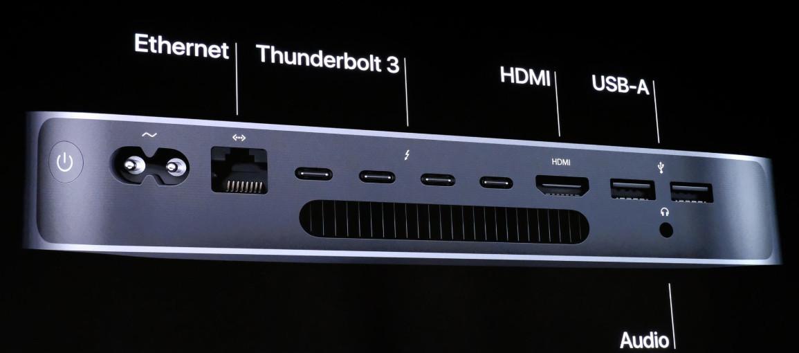 Apple presenta el Mac Mini 2018 37