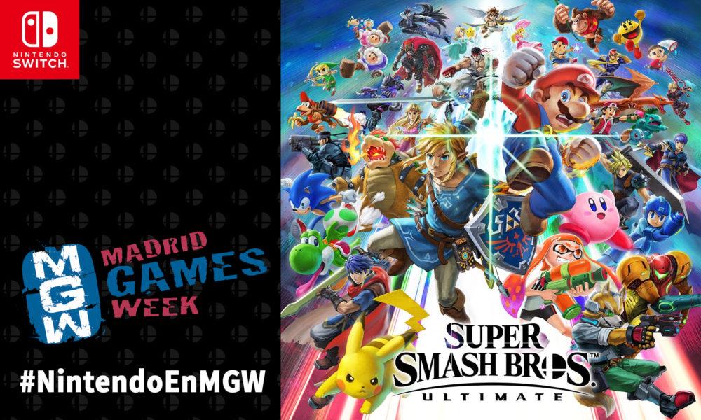 Nintendo MGW 2018