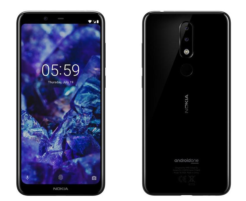 Nokia 5.1 Plus y Nokia 7.1: especificaciones y precio 32