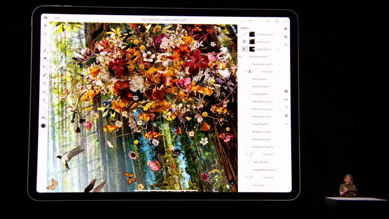 Apple presenta su nuevo iPad Pro 2018 87