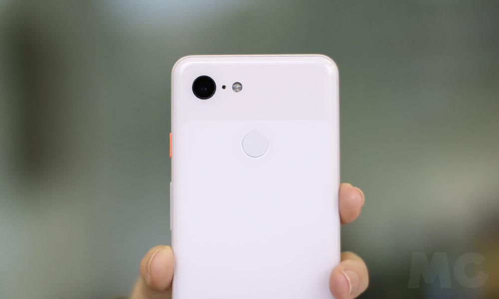 Google Pixel 3, análisis 33