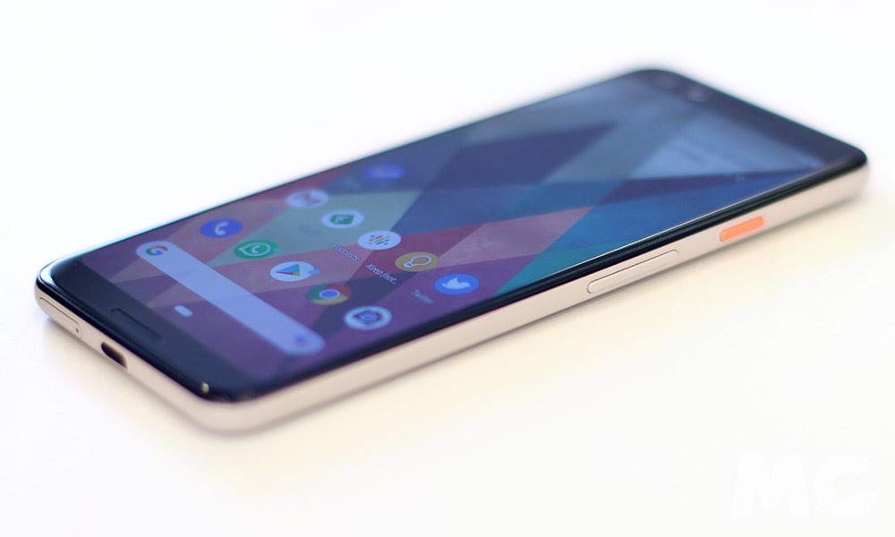 Google Pixel 3, análisis 31