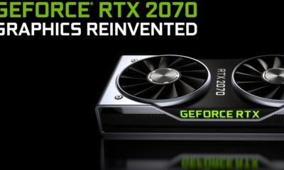 GeForce RTX 2070 de NVIDIA: trazado de rayos y DLSS para las masas 68
