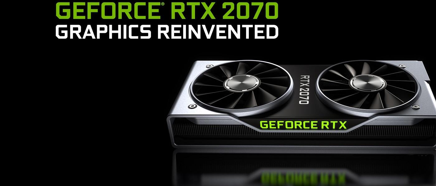GeForce RTX 2070 de NVIDIA: trazado de rayos y DLSS para las masas 37