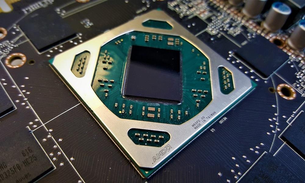 Prueba de rendimiento de la AMD Radeon RX 590 30