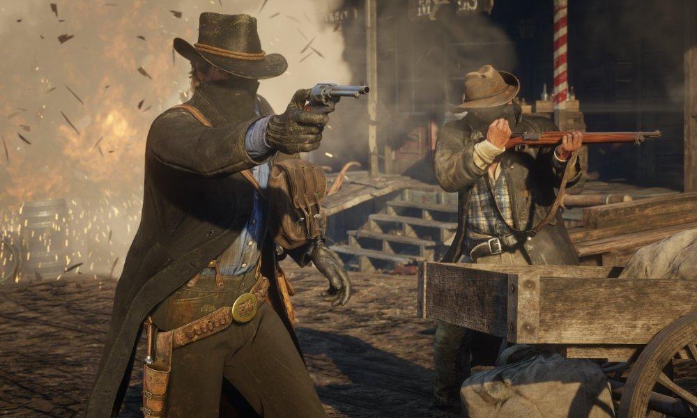 Red Dead Redemption 2: tráiler oficial de lanzamiento 28