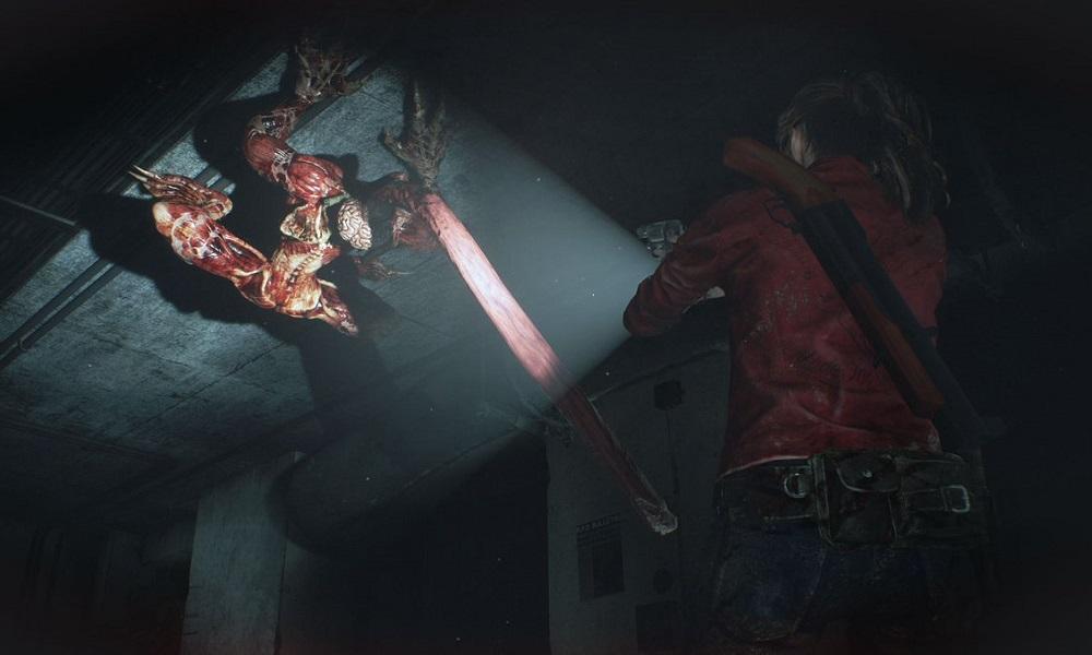 Resident Evil 2 Remake: los lickers siembran el terror 33