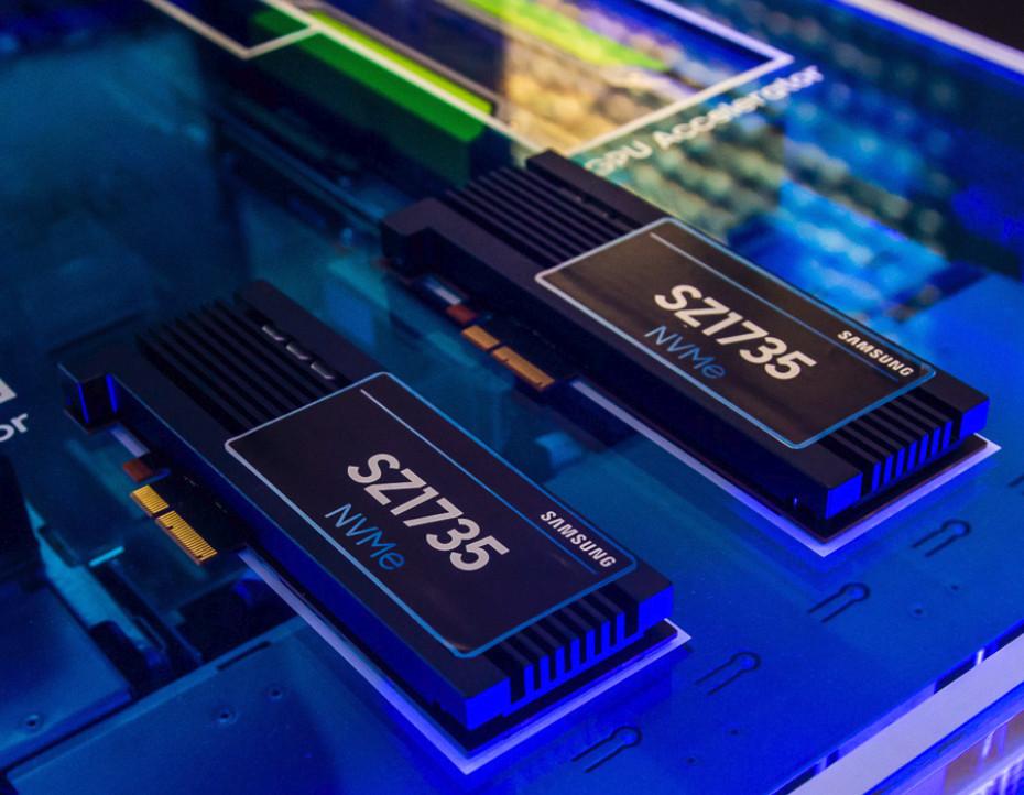 Samsung anuncia las SSD QLC y Z-NAND de segunda generación 31
