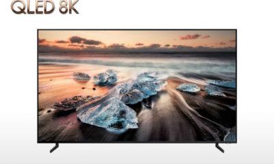 Ya están a la venta en España los televisores Samsung QLED 8K 45