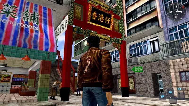 Shenmue I y II: análisis en PS4, la nostalgia nunca supo tan bien 30