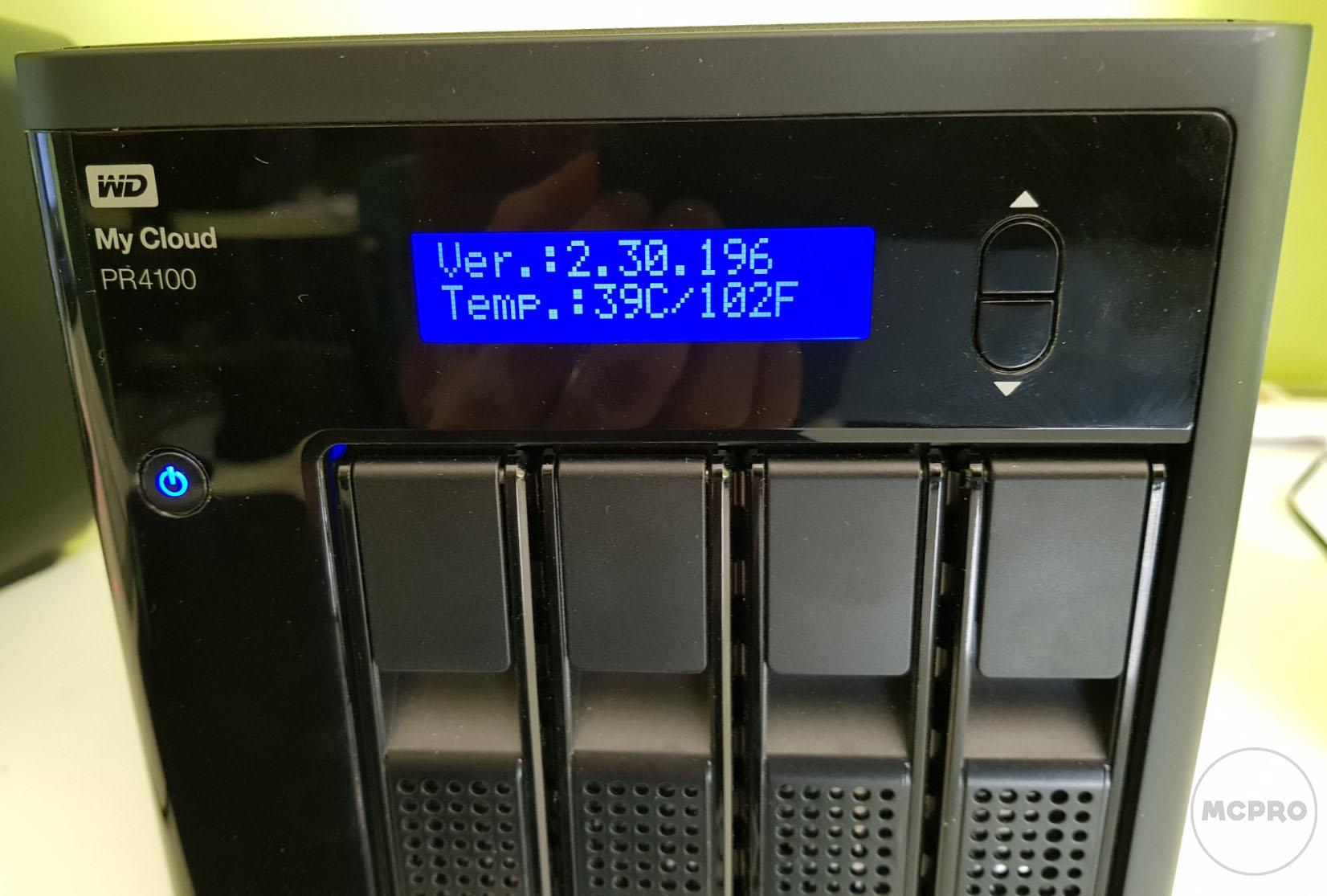 Probamos el NAS WD My Cloud Pro PR4100 33