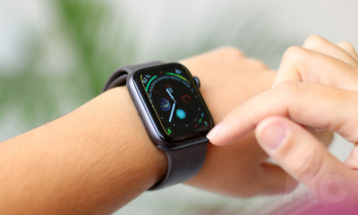 Apple Watch Series 4 GPS + Cellular, análisis venta de smartwatches