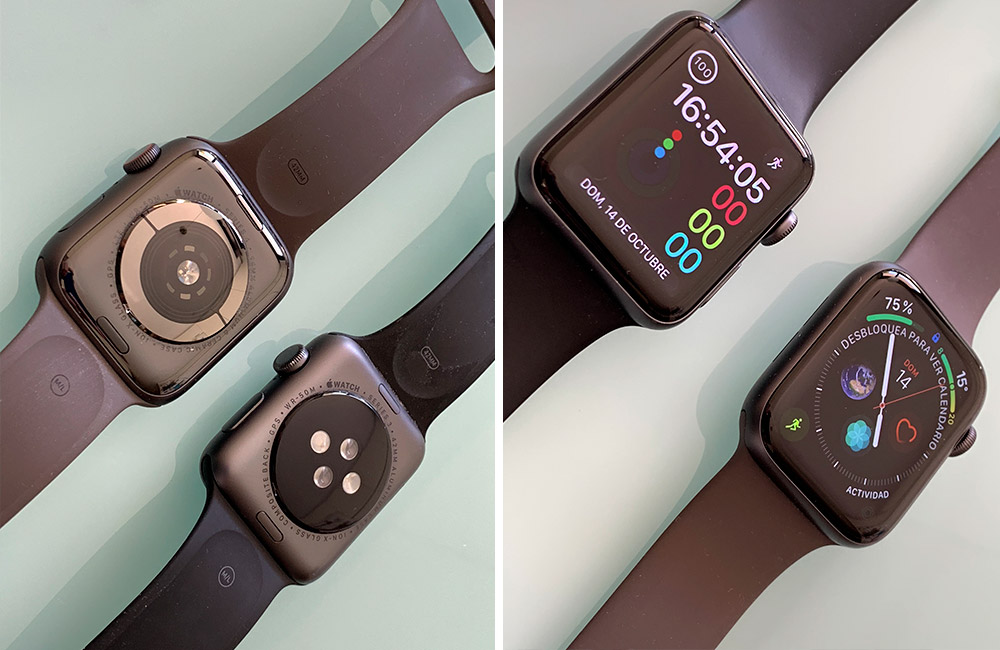 Apple Watch Series 4 GPS + Cellular, análisis 41