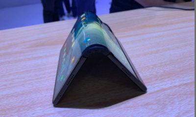 El primer móvil flexible se llamara FlexPai 43
