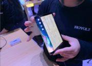 El primer móvil flexible se llamara FlexPai 31