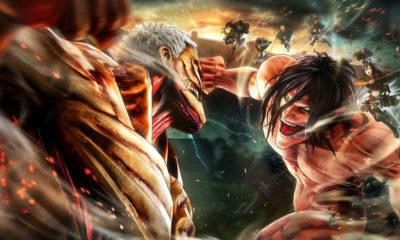 Habrá nueva película de Attack on Titan bajo el mando del director de It 96